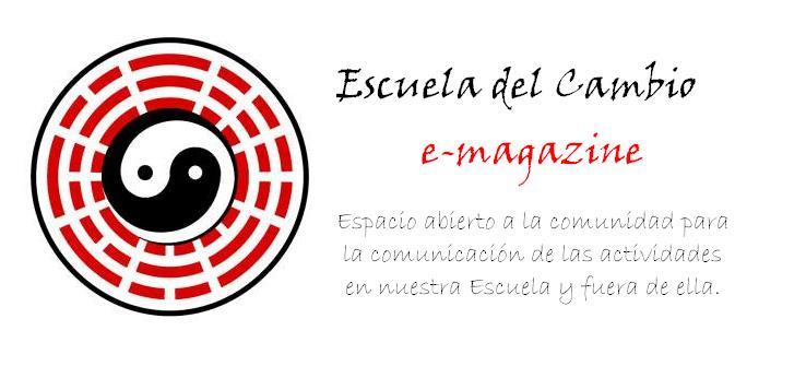 Escuela del Cambio:      e-magazine