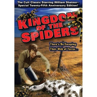 Buy KINGDOM OF THE SPIDERS from Amazon by clicking here