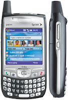 Palm Treo 700wx, not to be confused with the 750, the 755, the 680 or the plain old 700