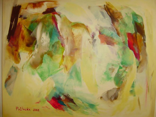 Nieuw schilderij Dani augustus 2008