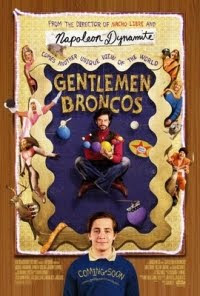 Gentlemen Broncos Movie