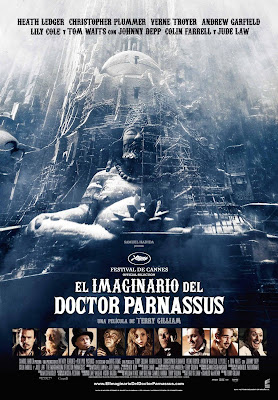 Imaginarium du Docteur Parnassus