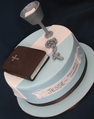 Blissfully Sweet Jesse S Holy Communion Cake