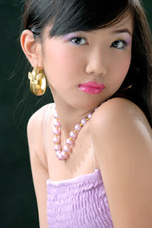 myanmar model michiko