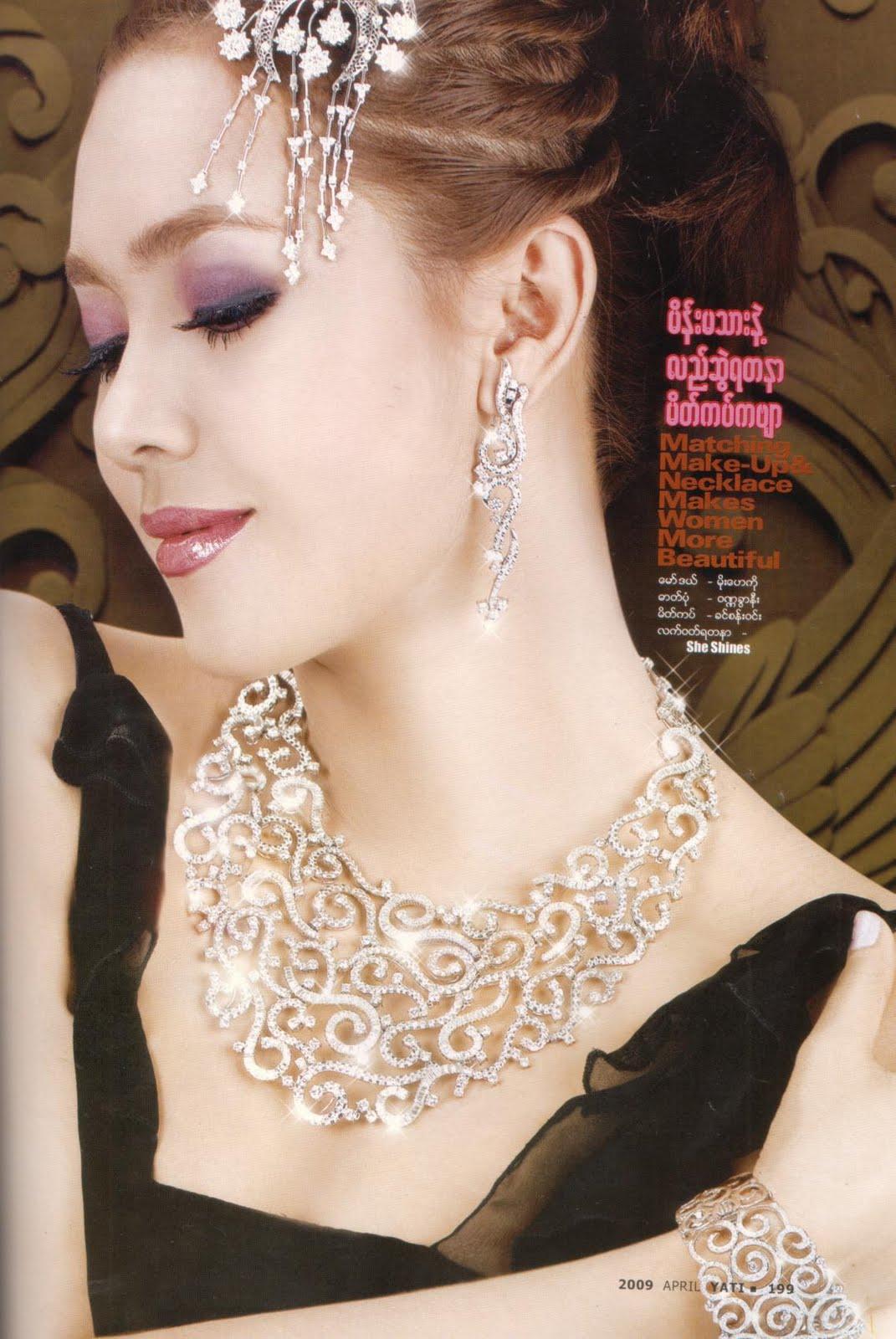 Myanmar Sexy Girls Myanmar Celebrities Vs Jewelry-8779
