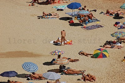 lloret de mar gay beach