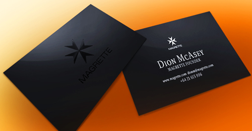 Why To Design A Business Card With Somany Elements And Colors Yet It Can Be Very Elegant Simple Just Black White