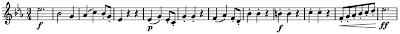Opus 100.1, allegro-1