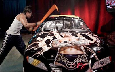 : Chris Jericho ser un luchador y Músico