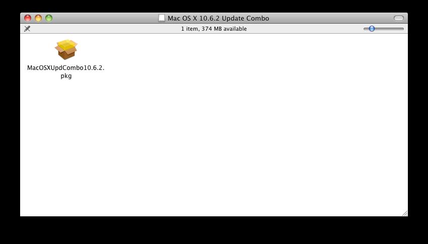 torrent download for mac 10.6 8 combo update