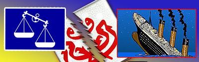 Image result for UMNO hampir karam