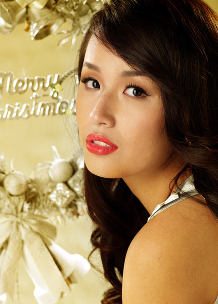 Nude art asia: Miss Vietnam 2006 Mai Phuong Thuy wish you