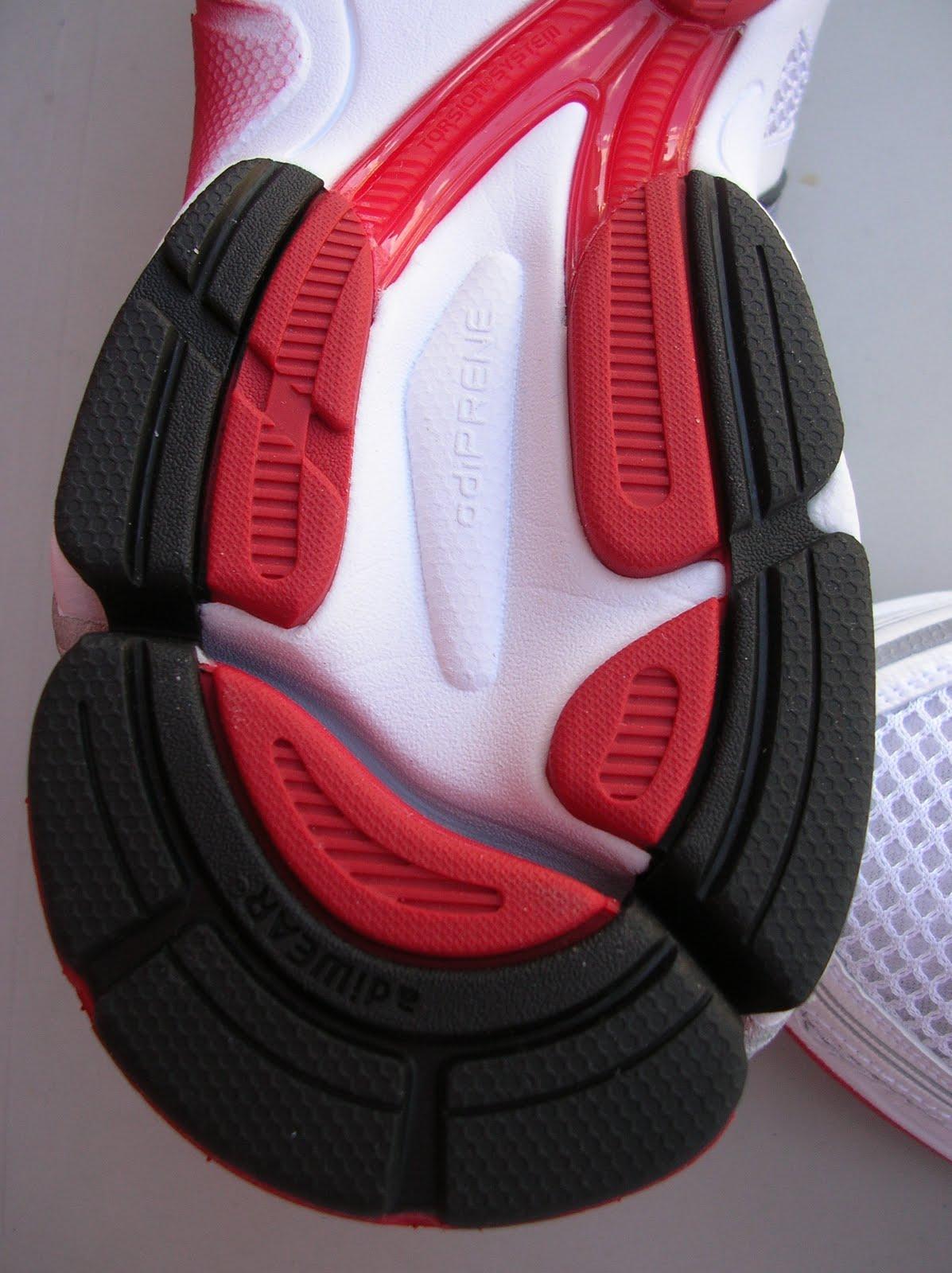 Filippo Running and Much More: Adidas Response Cushion 19