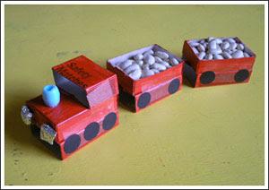 We Are Kindermusik Matchbox Train Craft
