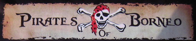 Pirates Of Borneo