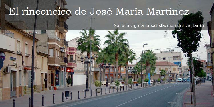 Pensamientos impuros de José María Martínez