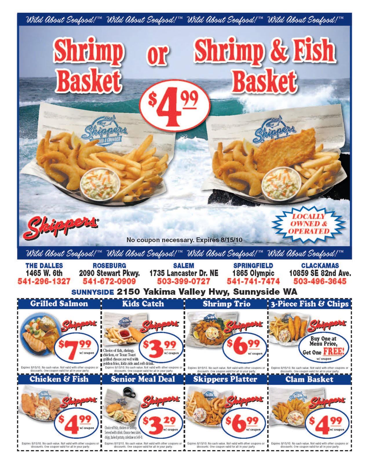 skippers coupons puyallup