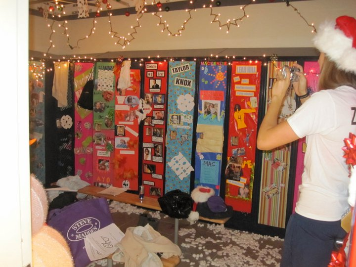Senior Locker Decorating Ideas