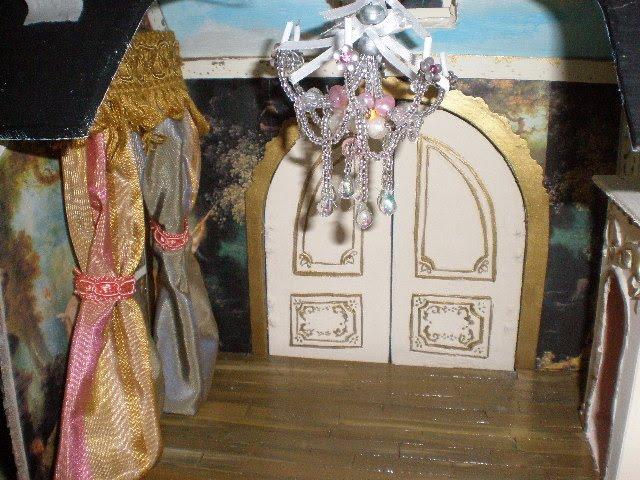 Cinderella Moments Marie Antoinette Secret Folie Barn