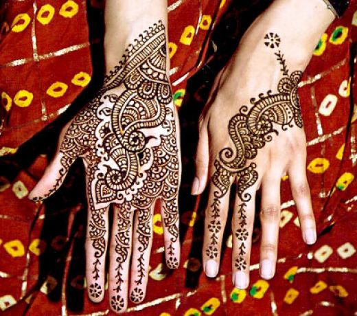 Arabic Mehndi Designs Images Of Simple Henna Designs