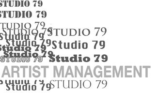 Studio 79    Artist Management Services