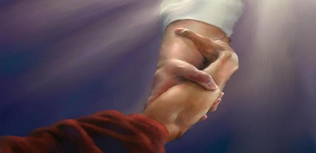 Resultado de imagen de de la mano de jesus