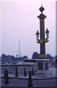 Place de la Concorde - París 1992