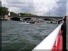 Navegando por el Sena