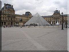 Musée du Louvre - París 2008