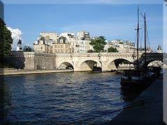 Pont Neuf desde el