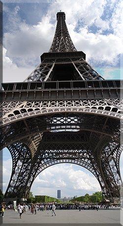 Tour Eiffel - París 2008