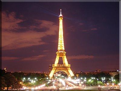 La Tour Eiffel desde el Tocadero