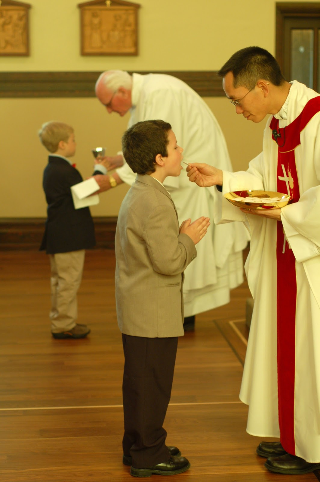 Glimpse of Peace: Confirmation {By Choice}