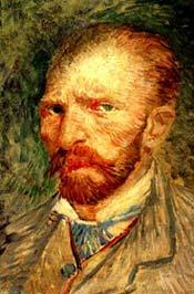 Auto-Retrato - Van Gogh