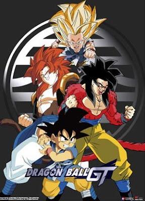 assistir - Dragon Ball GT Completo Dublado Online - online