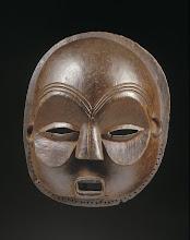 Mbunda Mask
