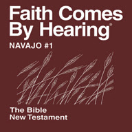 navaho bible download
