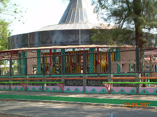 Playground of Kartini Beach (Jepara Tourism Info)
