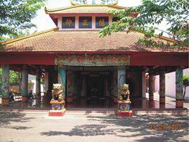 Second Klenteng Hian Tian Siang Tee (Jepara Tourism Info)