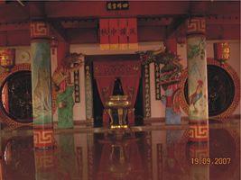 Altar of Hian Tian Siang Tee Klenteng (Jepara Tourism Info)