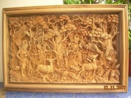 Ramayana Relief (Jepara Tourism Info)
