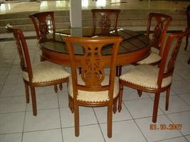 Dining Table Set (Jepara Tourism Info)