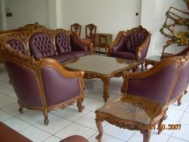 Sofa Set (Jepara Tourism Info)