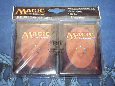 c144a342950 MTG Card Back Sleeves – Ultra Pro Vienen en cómodos paquetes de 80 fundas,  a precios medios. De todas las fundas con dibujos son al parecer de muchos  las ...