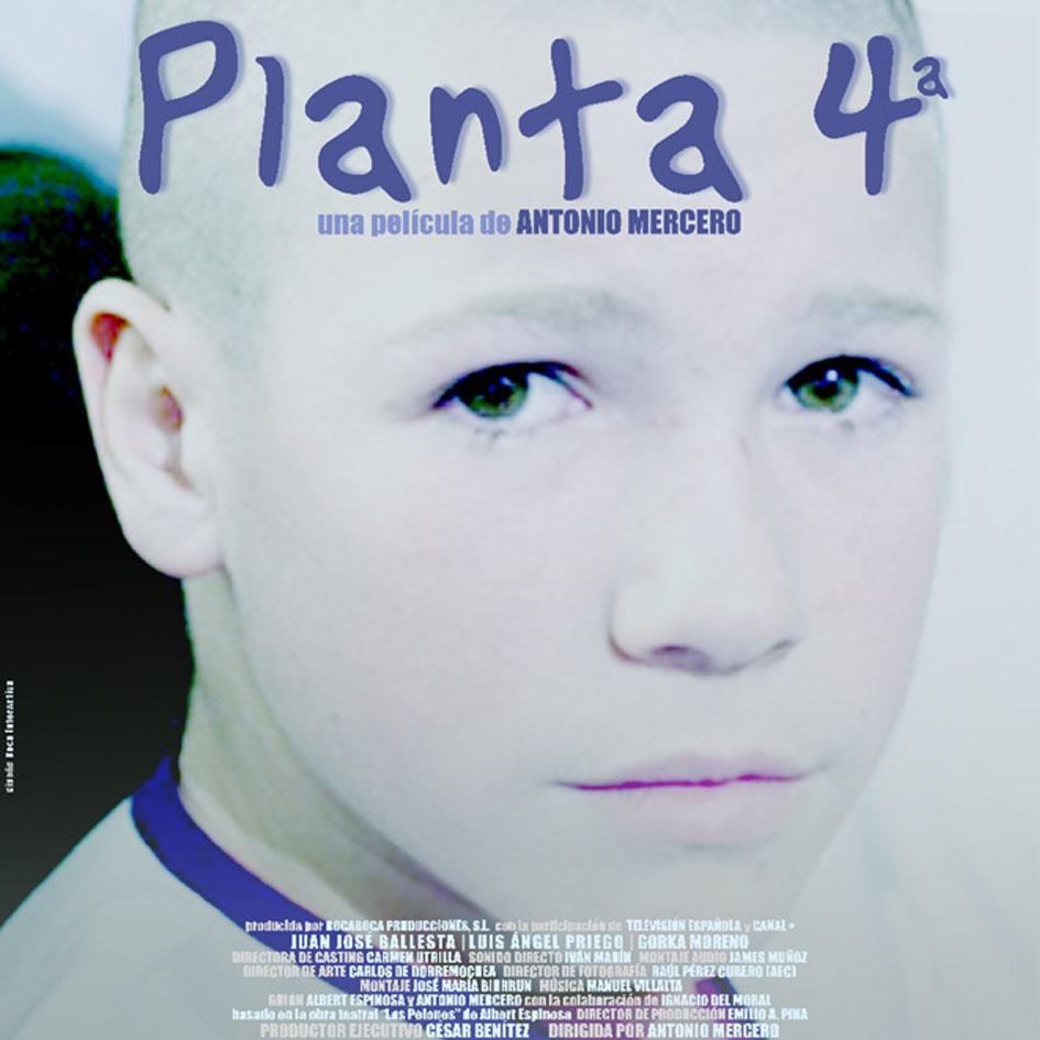 Papeles sobre Pedagogía Hospitalaria: Película: Planta 4a