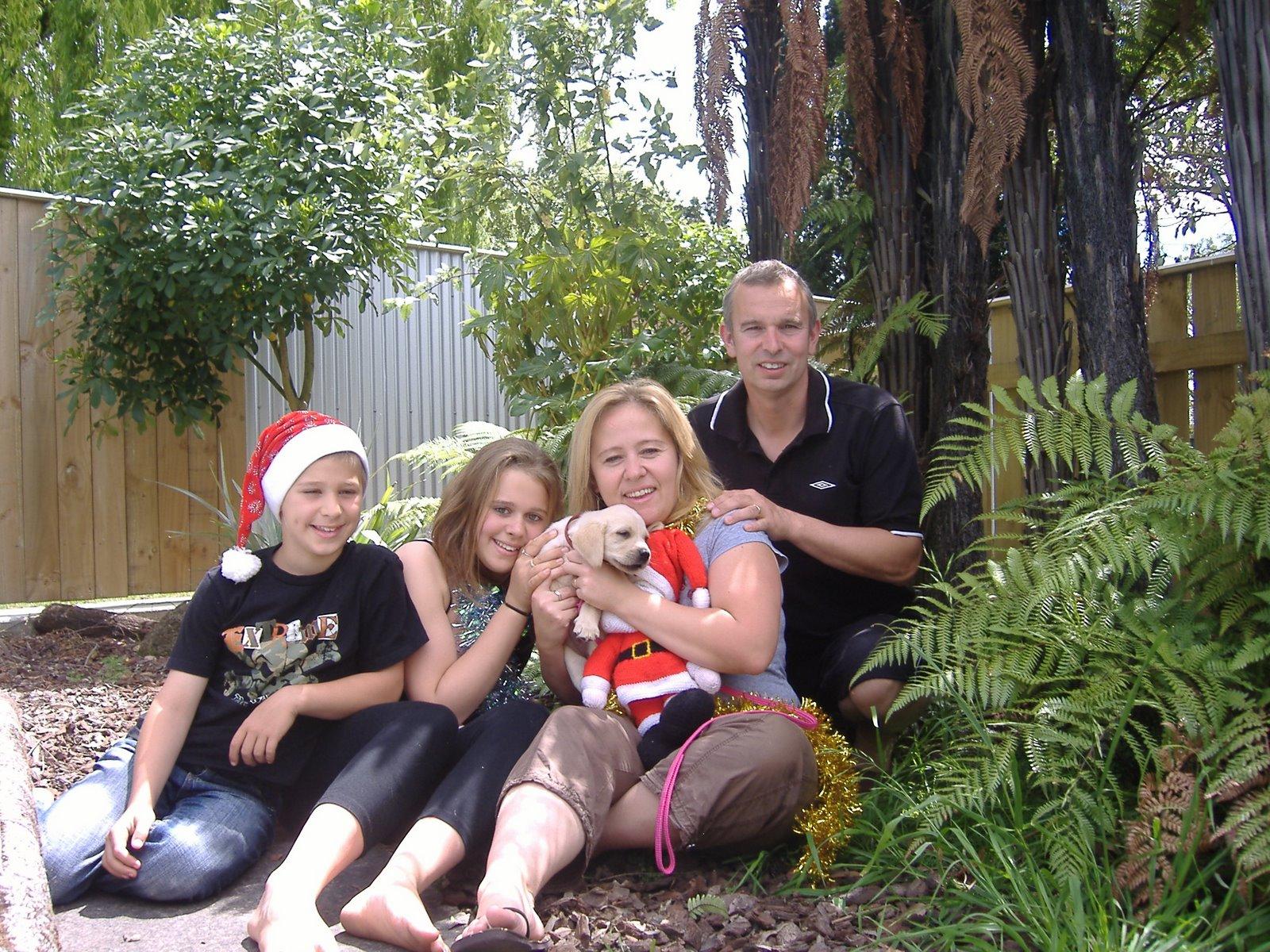 Wainwrights Vs New Zealand: Christmas '07