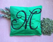 handmade personalized lavender sachets