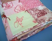 personalized handmade baby quilts