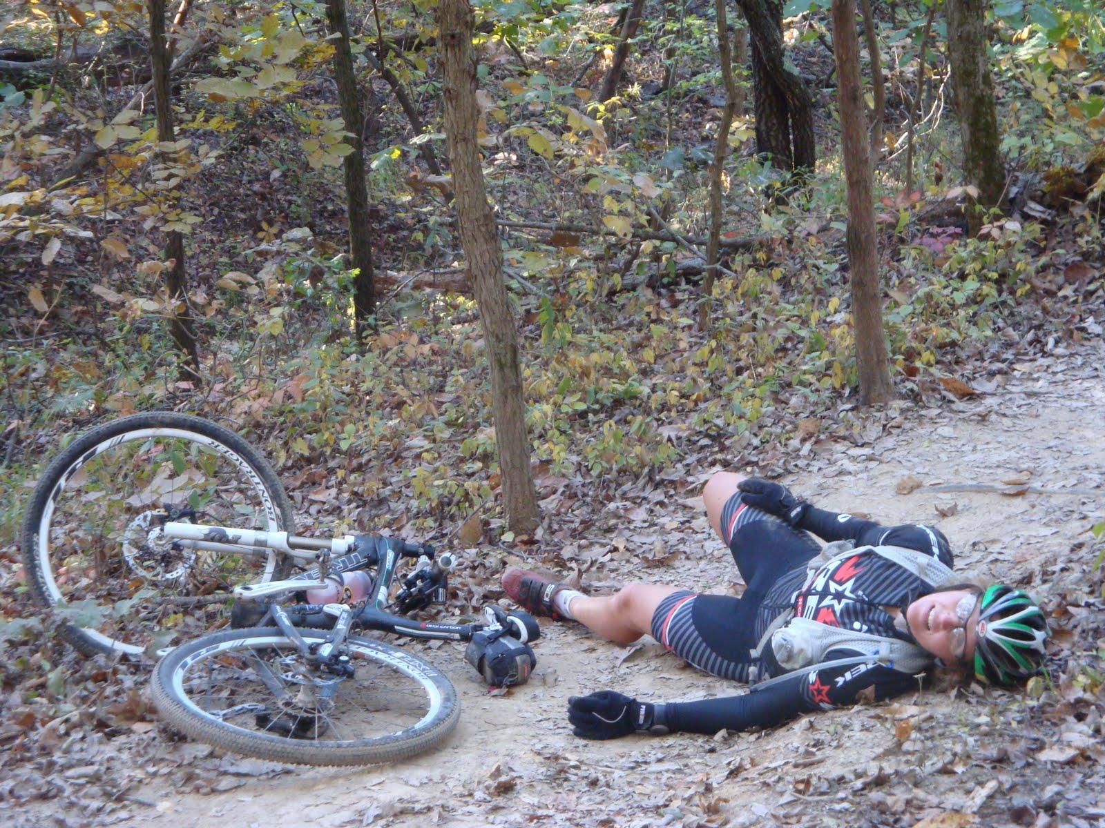 I Broke My Bike