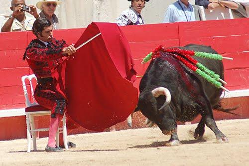 Toros Dos faenas de Morante de la Puebla para la historia